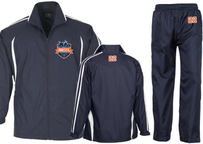 YES - Innisfil Soccer Club - Jackets _ Pants - February 2